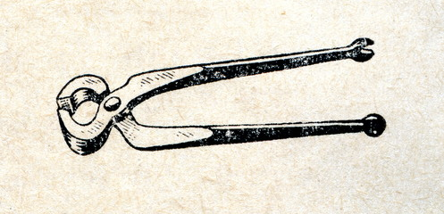 Carpenter's pincers
