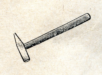 Carpenter's hammer