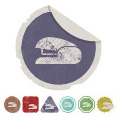 staple remover icon coin