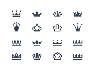 Crown icons 2