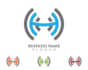 H Logo Wireless
