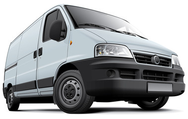 European light commercial vehicle