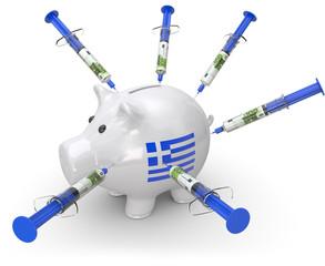 Griechenland Finanzspritze