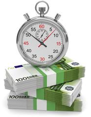 Geld und Zeit,
