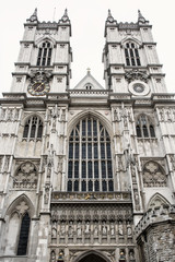 Westminster Abbey, formally titled the Collegiate Church of St P