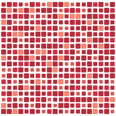 Abstract colorful vector background of squares