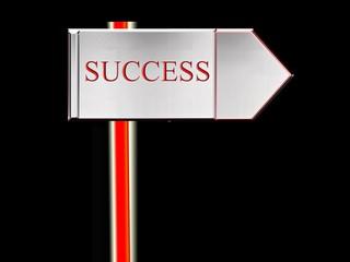 success, illustration
