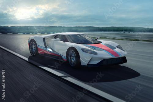Foto op Canvas Motorsport Auto Szene 218
