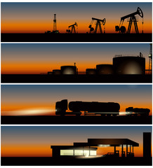 stages of Fuel production