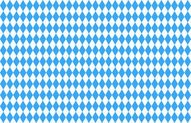 Bayern Rauten blau