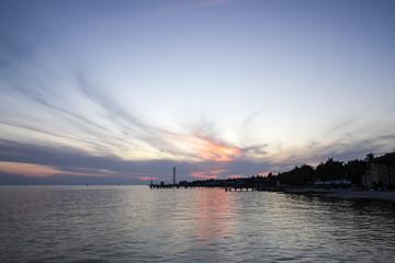 Sunset on Key West Florida