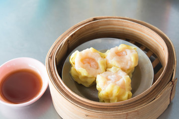 "Traditional chinese food ""Dim Sum"""