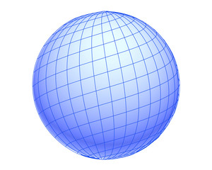 3d isolated sphere
