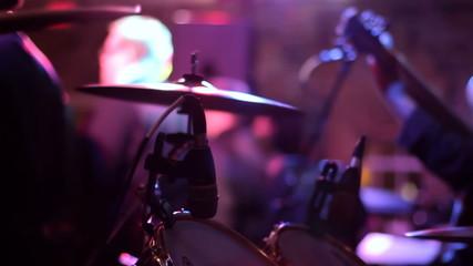 Drumset Preformance
