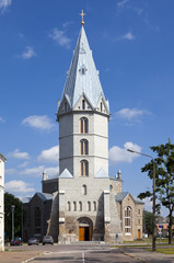 Alexander's Lutheran church in Narva, Estonia
