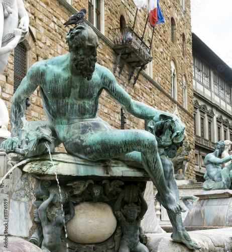 Leinwanddruck Bild Florence (Firenze)