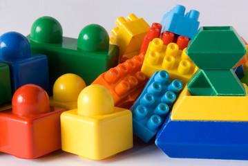 Creative plastic toys