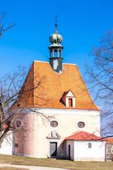 Church of Saint Anthony, Znojmo - Hradiste, Czech Republic