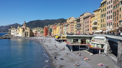 Camogli Liguria Italia