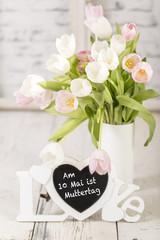 Am 10 Mai ist Muttertag