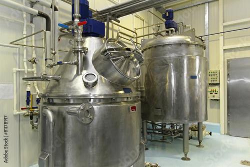 Tank for fermentation - 81178917