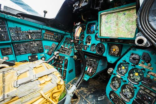 Russian Soviet multi-purpose transport helicopter Mi-24 - 81179584