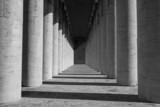 Corrdoio porticato