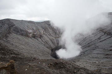 Mount Bromo at Java