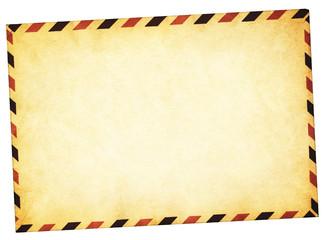 Vintage envelope