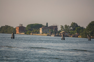 Laguna Veneta, Venezia, Veneto, Italia