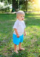 Child outdoor