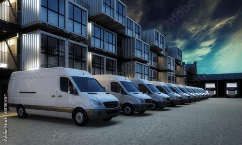 Spedition & Logistics - 81190394
