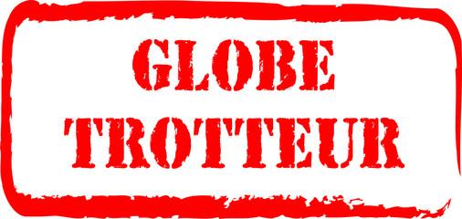 tampon globe trotteur