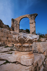 Elaiussa Sebaste was an ancient Roman town located from Mersin