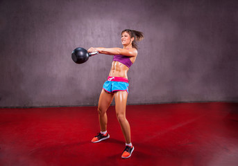 Kettle-bell Workout