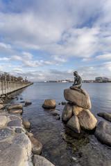 Statua della Sirenetta - Copenaghen