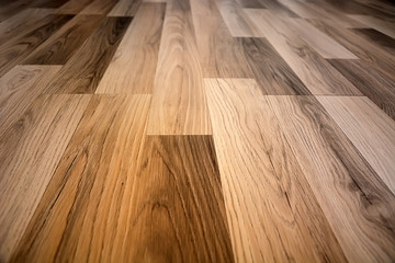 Laminated flooring board. Picture can be used as a background