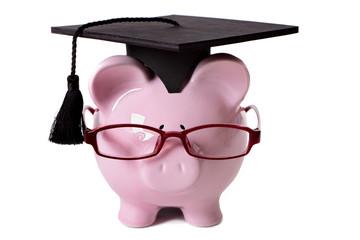 Graduate Piggy Bank