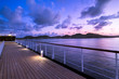 Sunrise from cruise ship - 81202946