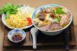 Vietnamese noodles soup - 81204724