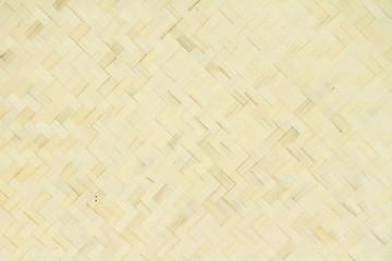 bamboo weave wall