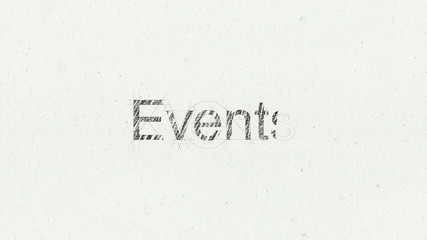Text animation 'events' for presentations(included Alpha)