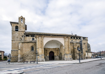 Church of San Pedro in Fromista