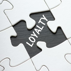 LOYALTY as the missing piece from the jigsaw puzzle