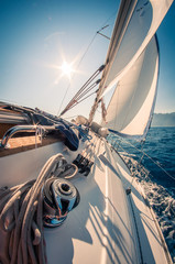 Croatia sailing