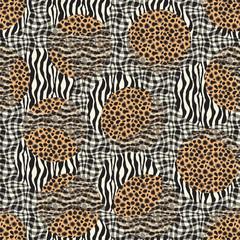 Decorative patterned