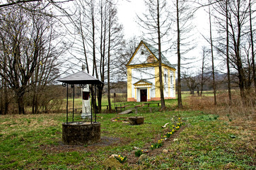 Christian Chapel in Forest