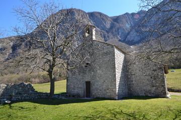 Gemona - chiesa di sant Agnese