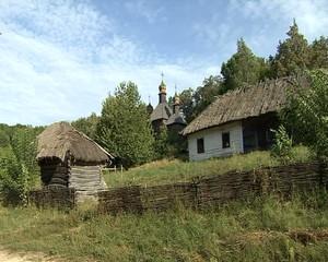 Ancient hamlet
