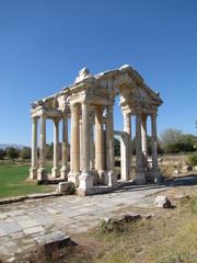 Aphrodisias, temple